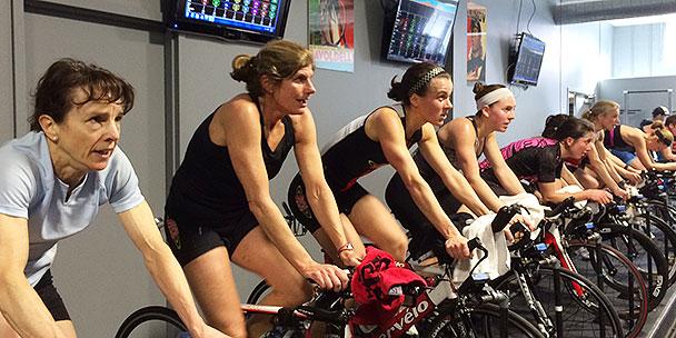 Team Psycho Indoor Time Trial