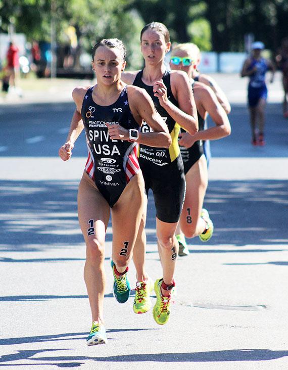 Taylor Spivey run