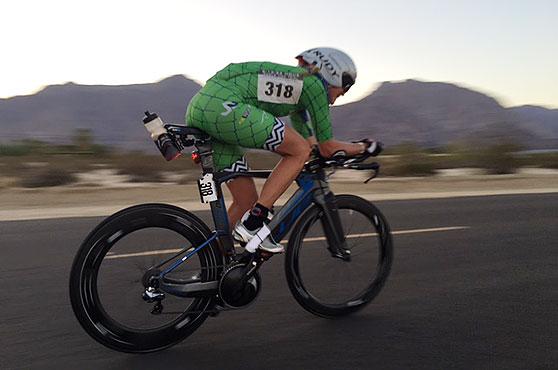 Dede Griesbauer 2016 TT World Championships