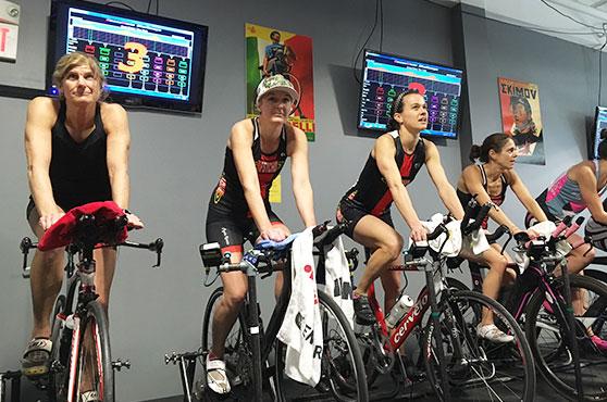 Team Psycho 2017 Indoor Time Trial