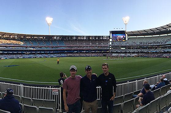 JR Creekmore Australia 2017