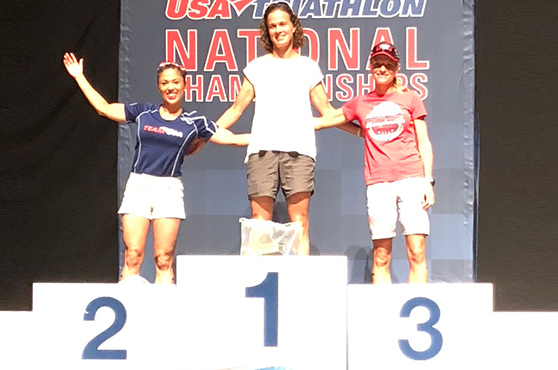 2018 USAT Nationals - Ginger Reiner