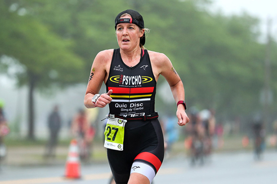 Becky Paige - Boston Triathlon
