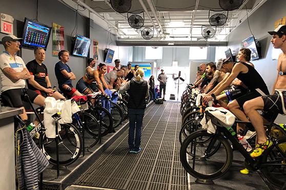 Team Psycho Indoor Time Trial 2019
