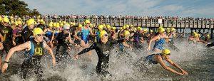 Duxbury Beach Triathlon